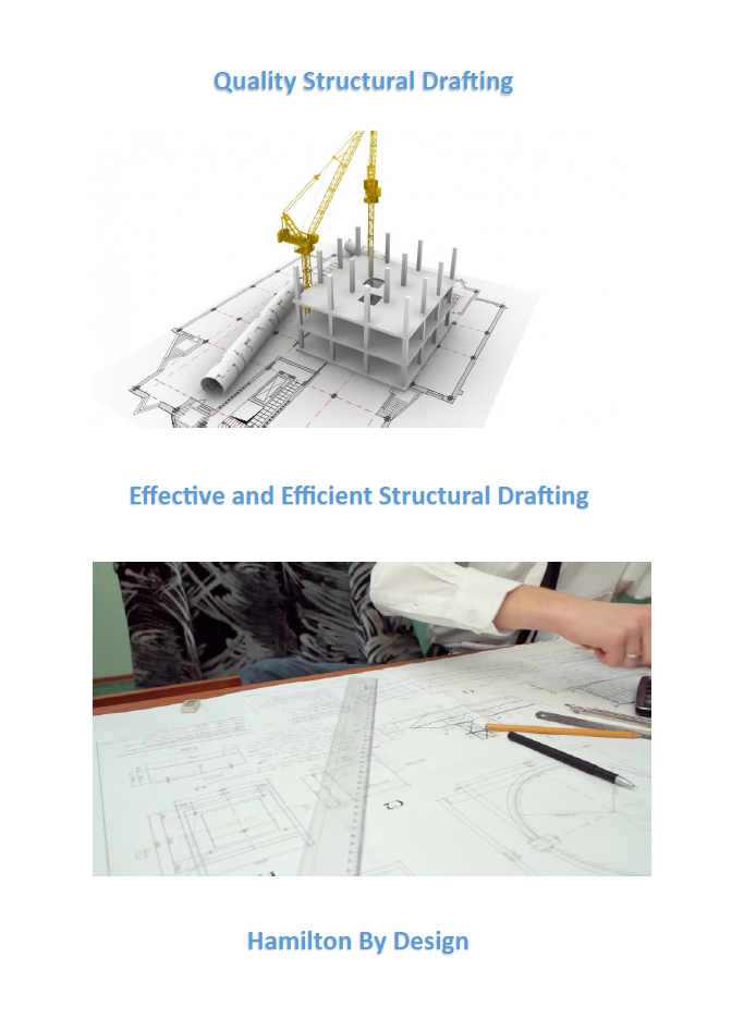 Structural Drafting | Hamilton By Design